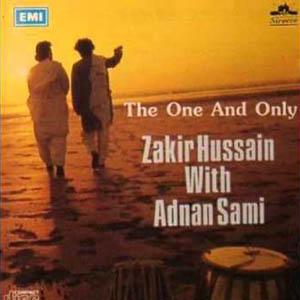 Zaker Hosayn + Adnan Sami 01